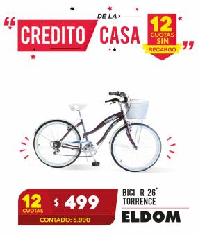 BICI TORRENCE R26
