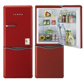 REFRIG. JAMES J 153 RR ROJO