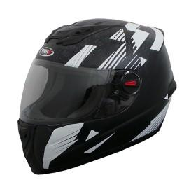 CASCO SHIRO SH821 LEMANS BL (M) 821SHLEMM